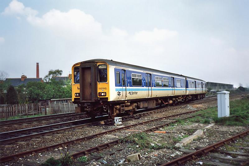 150242 Knottingley 25/4/1991