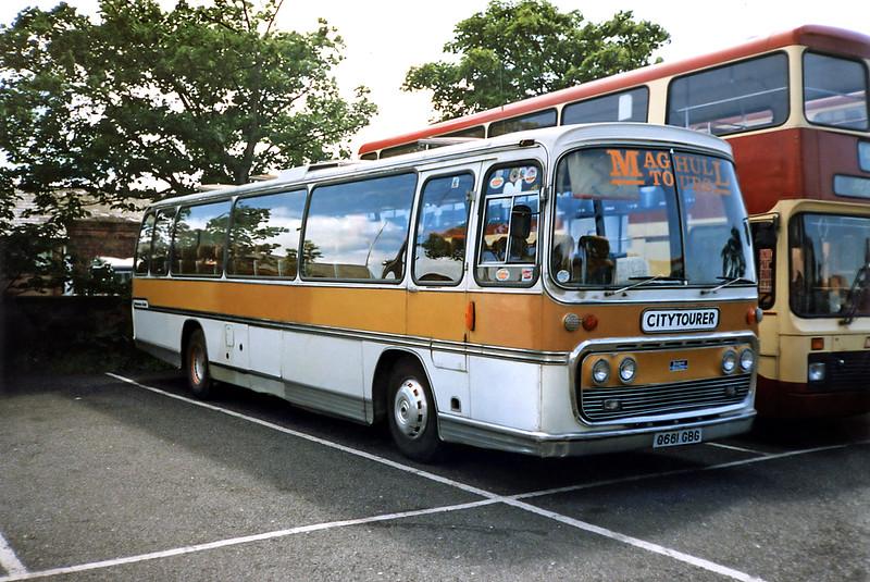 Q661GBG, Southport 28/6/1991