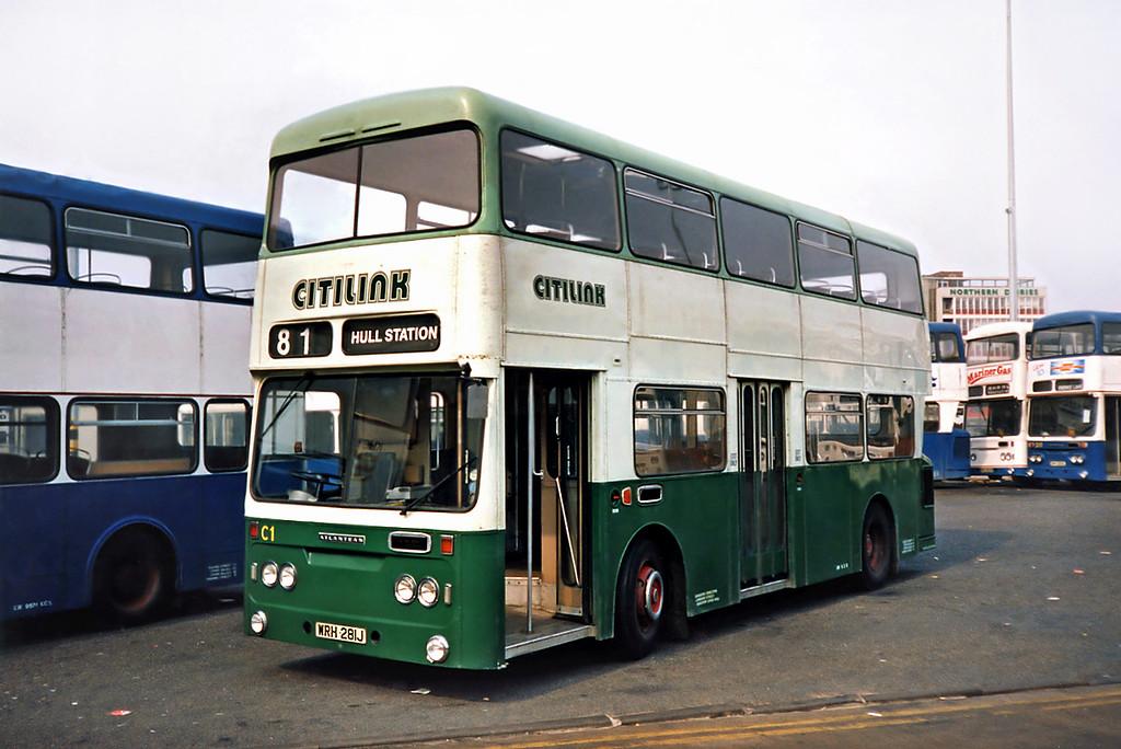 C1 WRH281J, Hull 29/4/1991