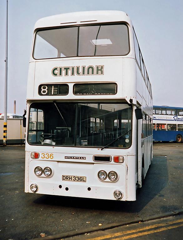 336 DRH336L, Hull 29/4/1991