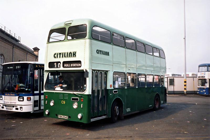C9 PRH254G, Hull 29/4/1991