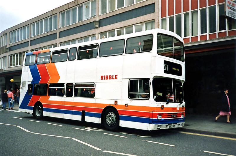 2182 G182JHG, Lancaster 29/6/1991