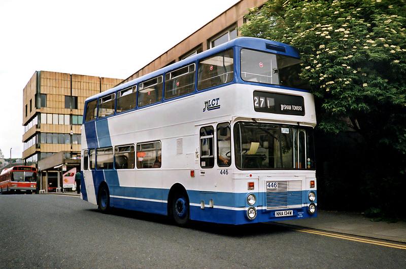 446 NNA134W, Lancaster 29/6/1991
