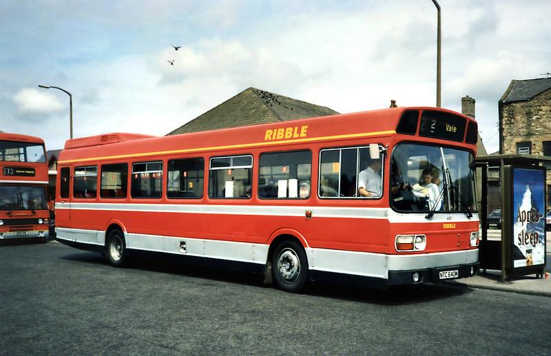 460 NTC640M, Lancaster 29/6/1991