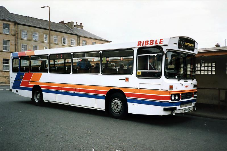900 B900WRN, Lancaster 29/6/1991