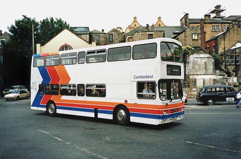 1019 H119SAO, Lancaster 29/6/1991