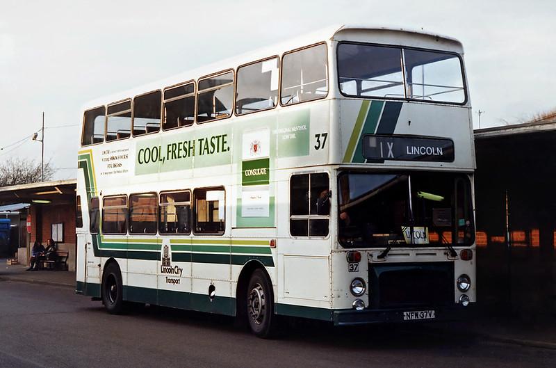 37 NFW37V, Derby 3/3/1992