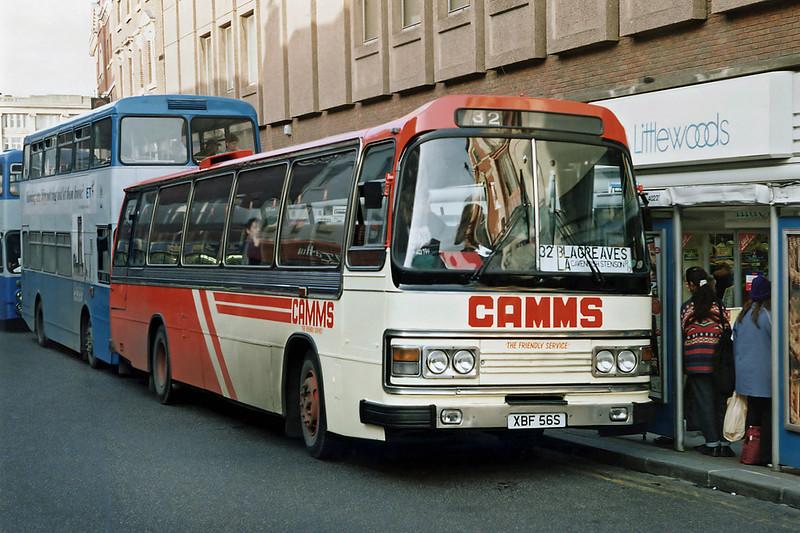 XBF56S, Derby 3/3/1992