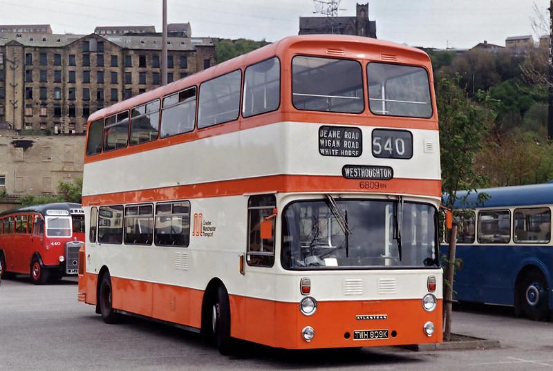 6809 TWH809K, Halifax 3/5/1992