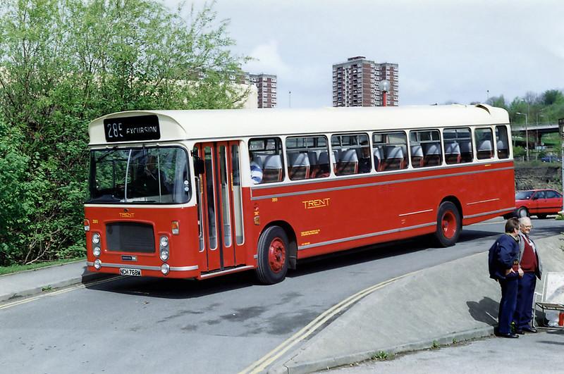 285 NCH768M, Halifax 3/5/1992