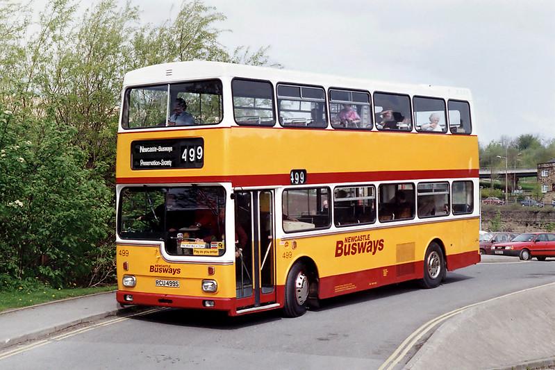 499 RCU499S, Halifax 3/5/1992