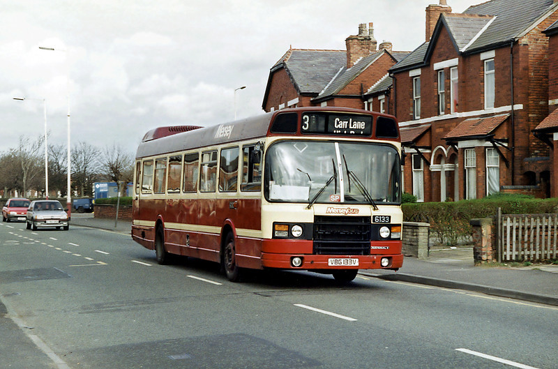 6133 VBG133V, Southport 4/4/1992