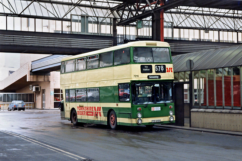 7211 PTD658S, Bradford 9/2/1992