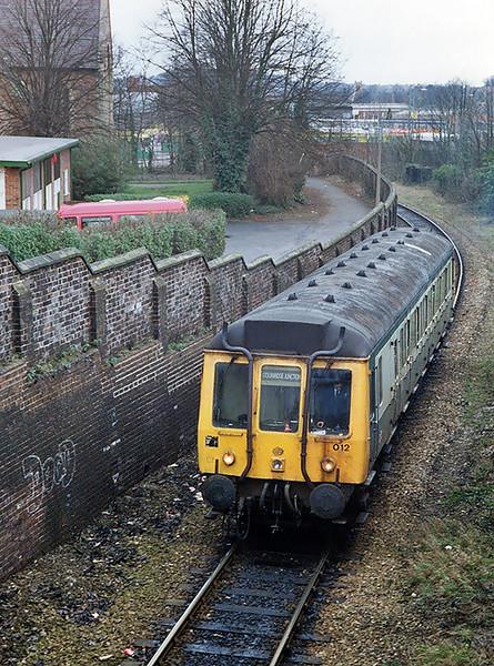 55032 Stourbridge Town 7/3/1992
