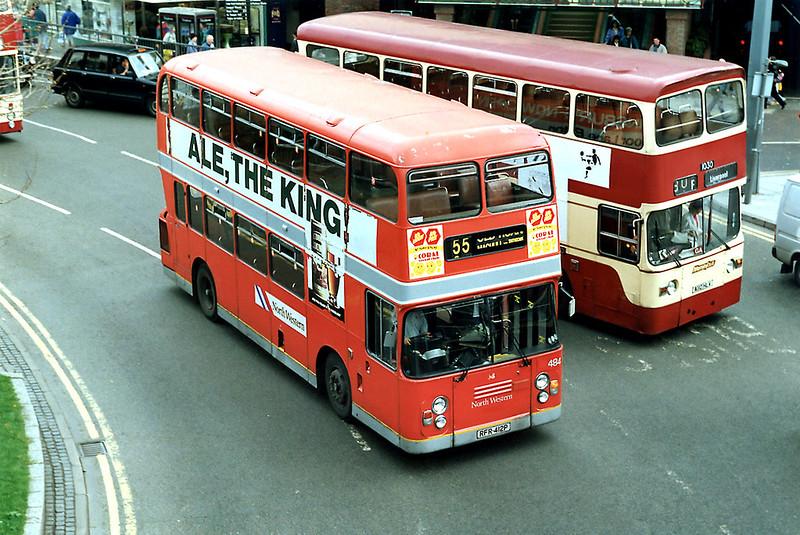 484 RFR412P, Liverpool 8/4/1992