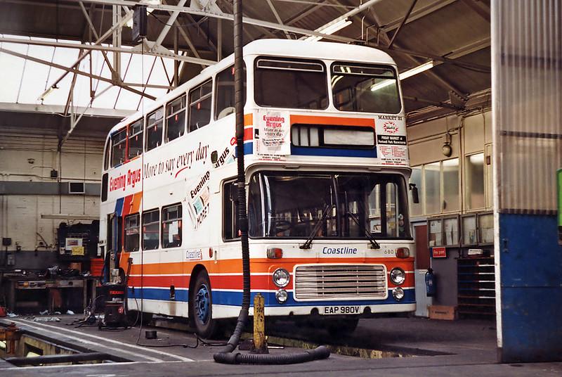 680 EAP980V, Worthing 8/8/1992