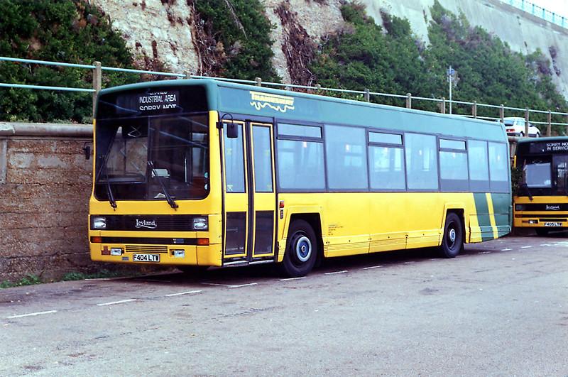 1404 F404LTW, Brighton 9/8/1992