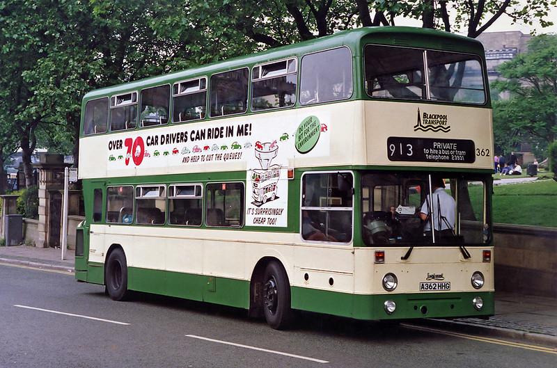 362 A362HHG, Liverpool 10/6/1992