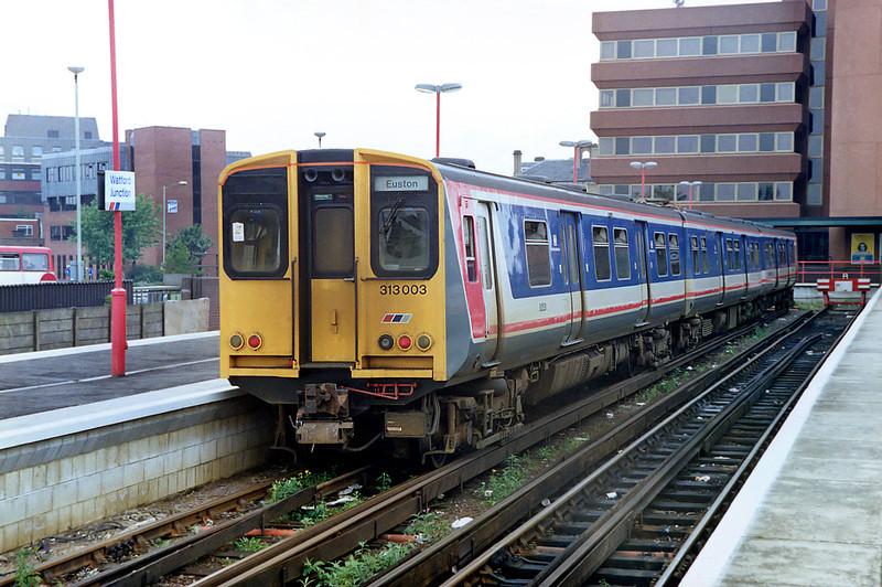 313003 Watford Junction 10/6/1992