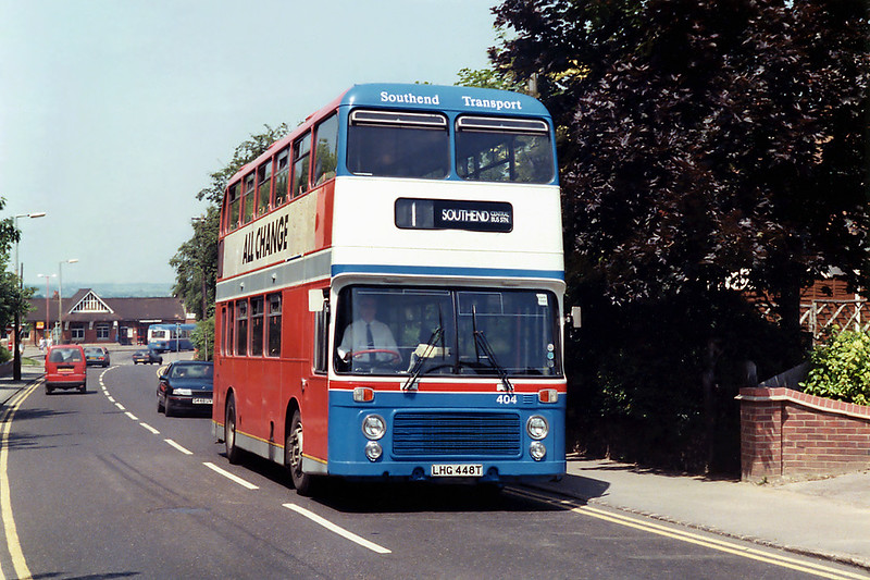 404 LHG448T, Rayleigh 13/6/1992