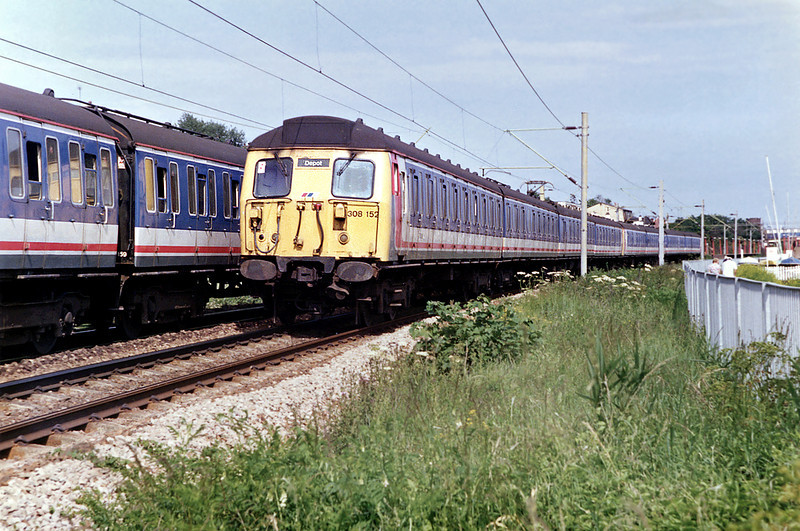 308152 and 302225, Chalkwell 12/6/1992