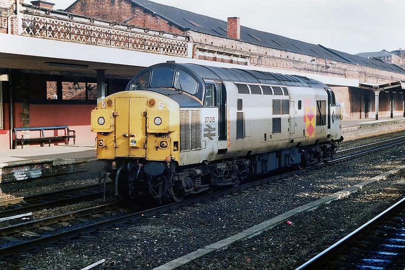 37015 Wakefield Kirkgate 13/2/1992