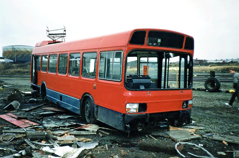 HUH408N, St Helens 18/1/1992