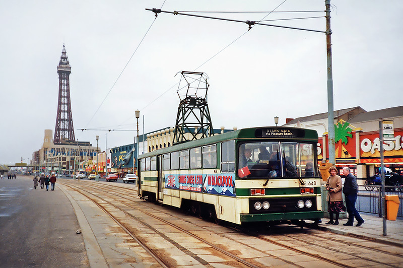648 Central Pier 19/1/1992