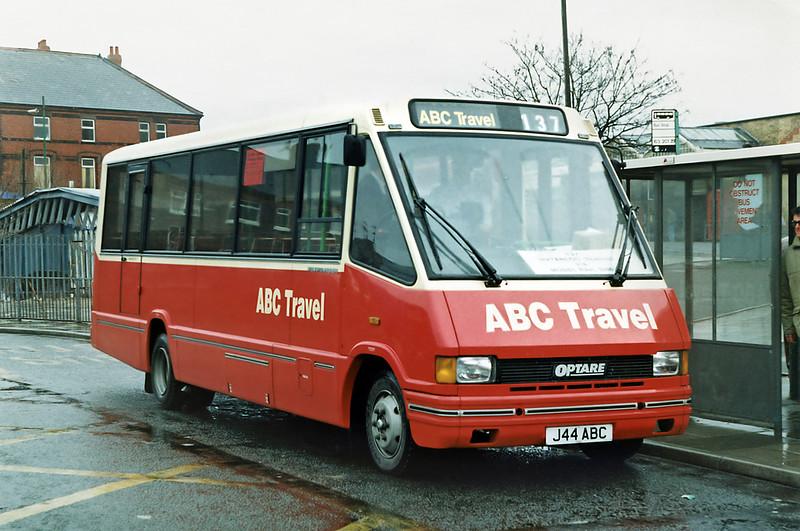 J44ABC, Waterloo 22/2/1992