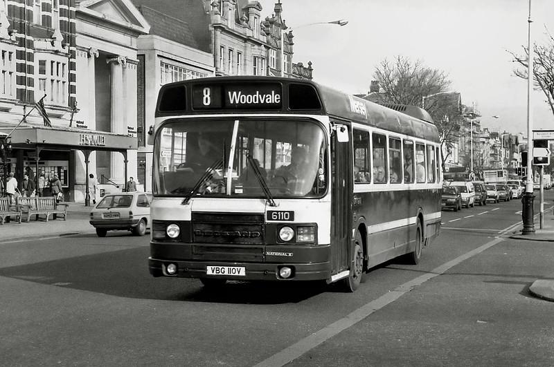 6110 VBG110V, Southport 24/2/1992