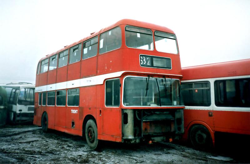 770 RCH632L, Sherburn-in-Elmet 29/1/1992