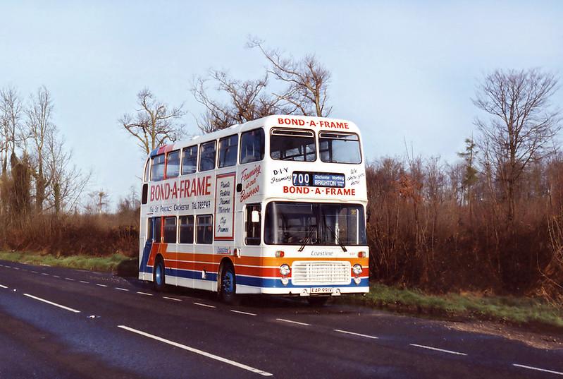 691 EAP991V, Fontwell 4/4/1993