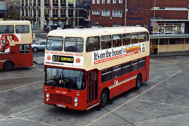 7685 SKL685X, Canterbury 10/11/1993