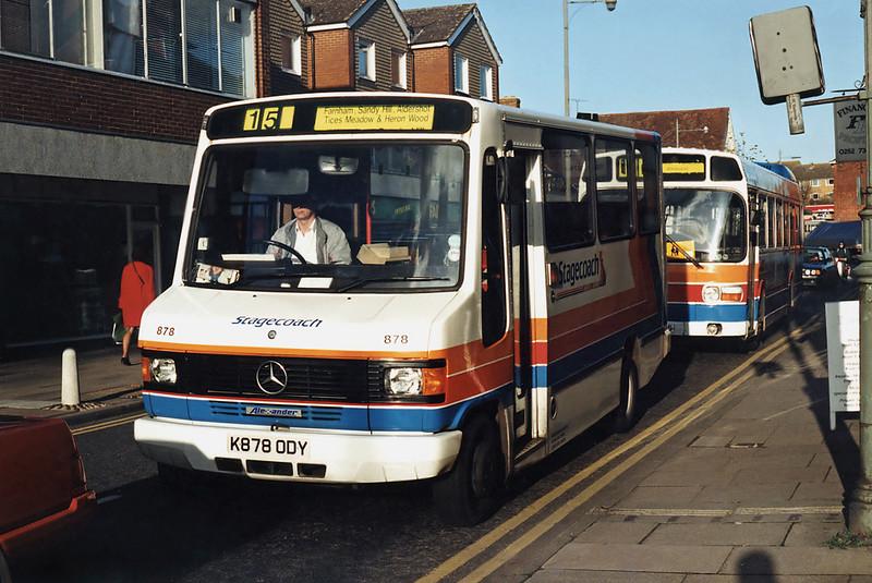 878 K878ODY, Farnham 12/11/1993