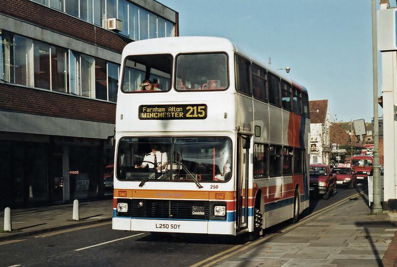 250 L250SDY, Farnham 12/11/1993