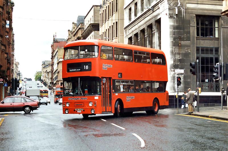 LA1478 JVK243P, Glasgow 15/5/1993