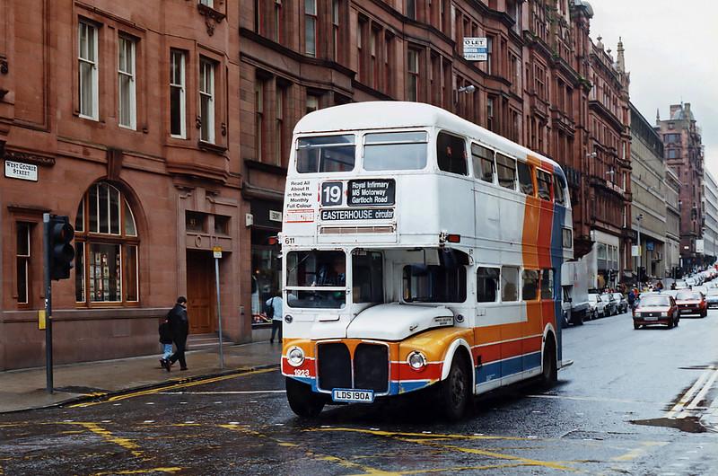 1923 LDS190A, Glasgow 15/5/1993