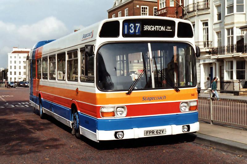 746 FPR62V, Brighton 18/9/1993
