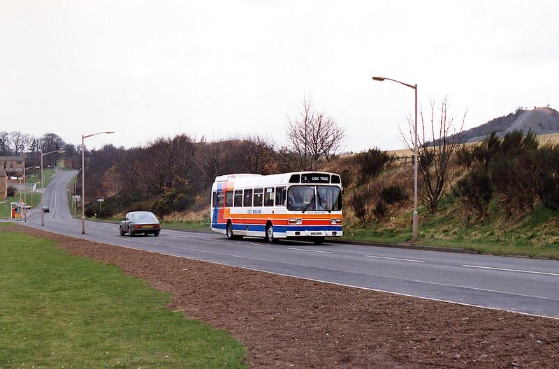 532 WNO558L, Oak Tree 20/2/1993
