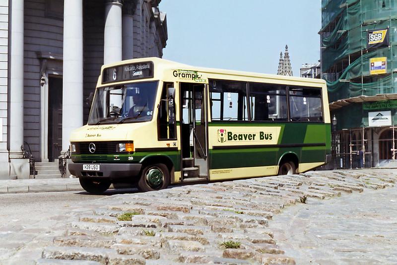 39 H39USO, Aberdeen 23/5/1993