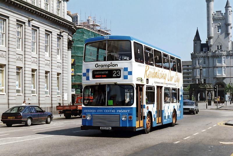 103 A103FSA, Aberdeen 23/5/1993