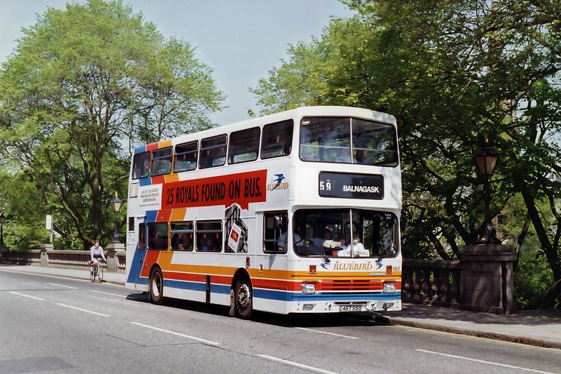 067 C467SSO, Aberdeen 23/5/1993