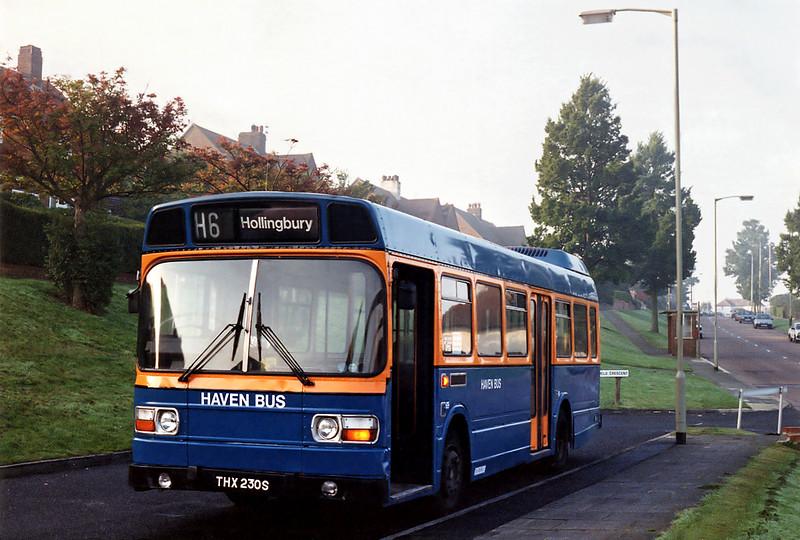 THX230S, Hollingbury 24/9/1993