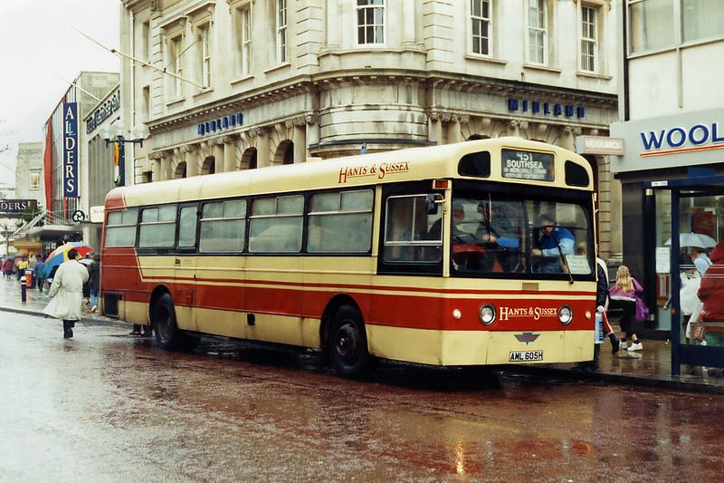 AML605H, Portsmouth 29/12/1993