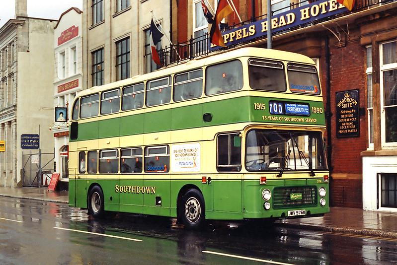 276 JWV976W, Portsmouth 29/12/1993