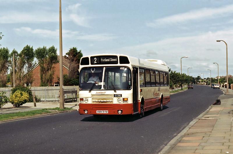 6136 WWM914W, Marshside 4/8/1994