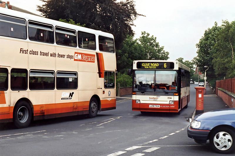 7218 L218TKA, Birkdale 3/8/1994