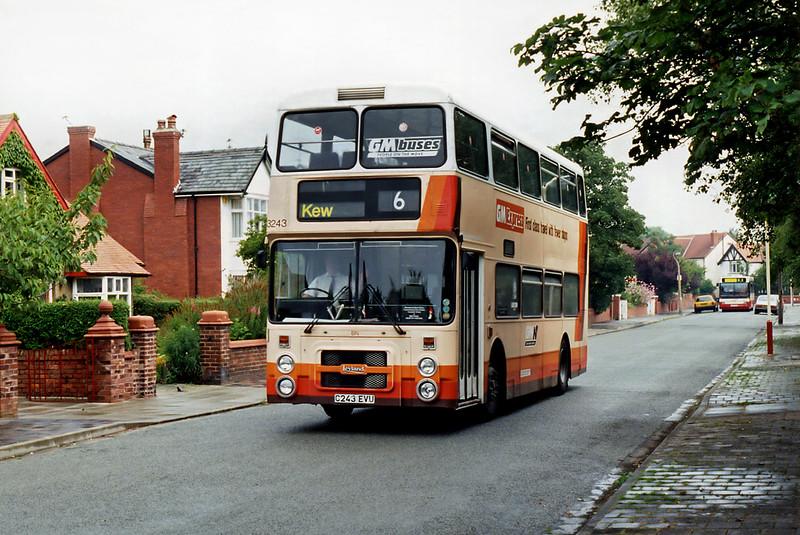 3243 C243EVU, Birkdale 3/8/1994