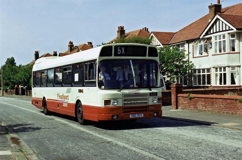 6110 VBG110V, Birkdale 4/8/1994