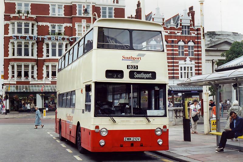 1823 TWM210V, Southport 3/8/1994